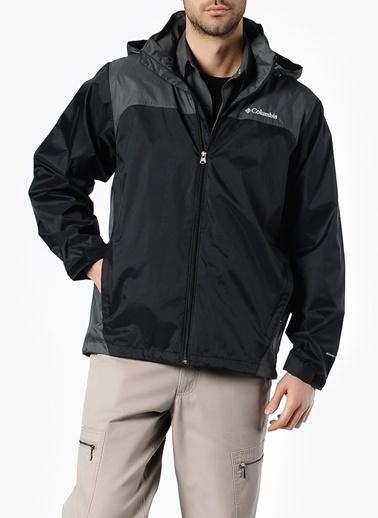 Columbia Columbia Rm2015 Glennaker Lake Rain Jacket Yağmurluk Siyah